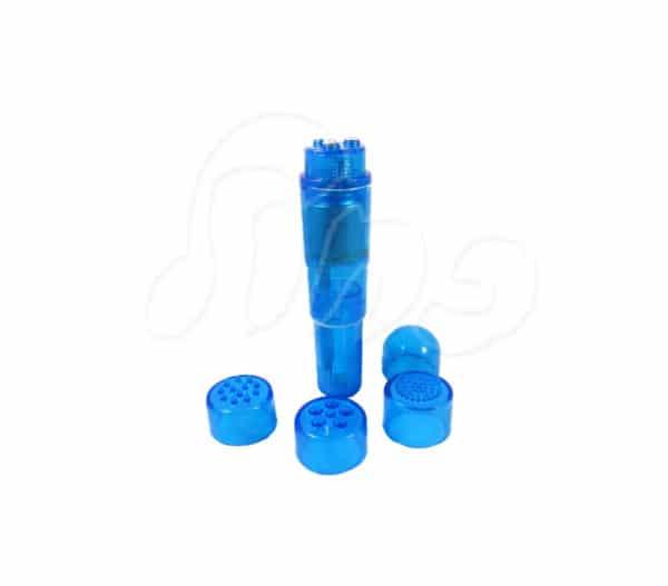 רוקט פוקט המפורסם כחול