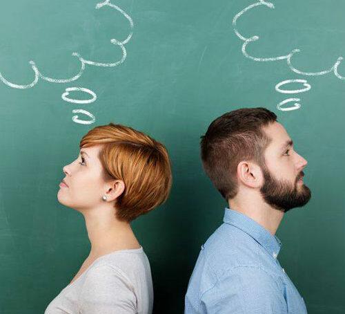 ההבדל בין המוח הגברי למוח הנשי