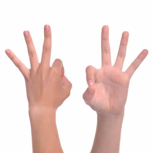 תן לאצבעות ללכת