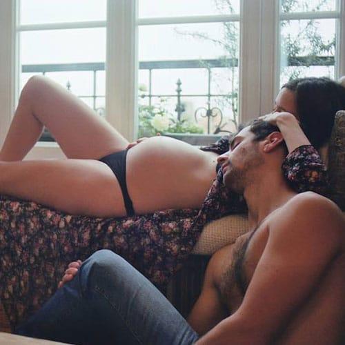 סקס משובח בזמן הריון
